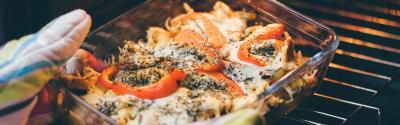 ¿A qué temperatura mueren las bacterias en los alimentos?