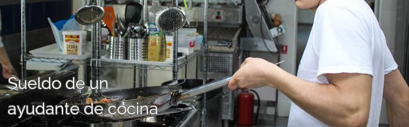 Sueldo de un ayudante de cocina - Ayudante de cocina sueldo ...